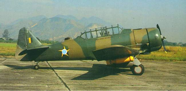 26)NORTH AMERICAN T 6 - BRAZILIAN AIR FORCE * - Articles ...